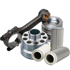 Filtrations,  Système de freinage,  transmission, systèmes hydrauliques, Système de refroidissement